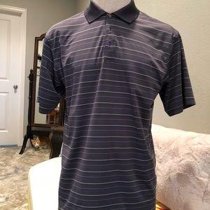 Kirkland golf polo shirt